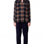 Rodebjer_Russ_Flannel_Navy_Camel_Front